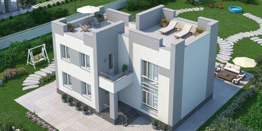 Готовый дом 150 м2